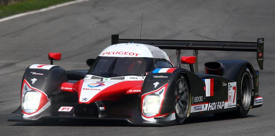Minassian, Peugeot sweep front row in Monza
