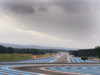 Trulli tops rain-hit test at Paul Ricard