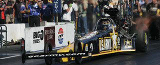 Tony Schumacher sweeps Western Swing