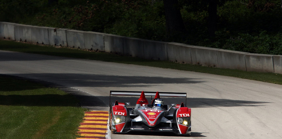 Luhr smashes record for Road America pole