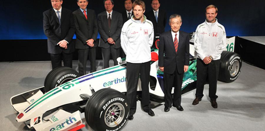 Honda calls Formula One quits
