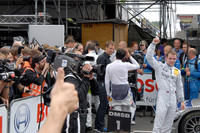 Green repeats at Norisring for Mercedes