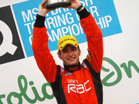 Plato takes Hat-trick, Turkington the title