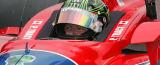 Tracy finds silver lining after Indy 500 DNQ