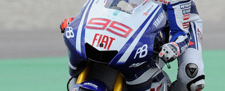 Lorenzo dominates at TT Assen, earns pole