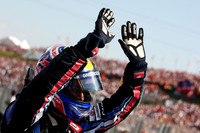 Webber takes Hungarian win with shrewd strategy