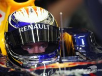 Champion Vettel fastest in Barcelona's first test day