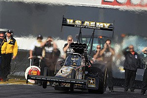 NHRA Tony Schumacher final report