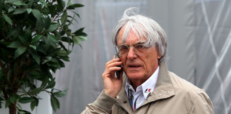 Ecclestone to be questioned in bribery probe