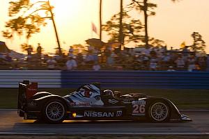 Signatech Nissan race report