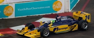 Dreyer & Reinbold Racing drivers sustain race injuries