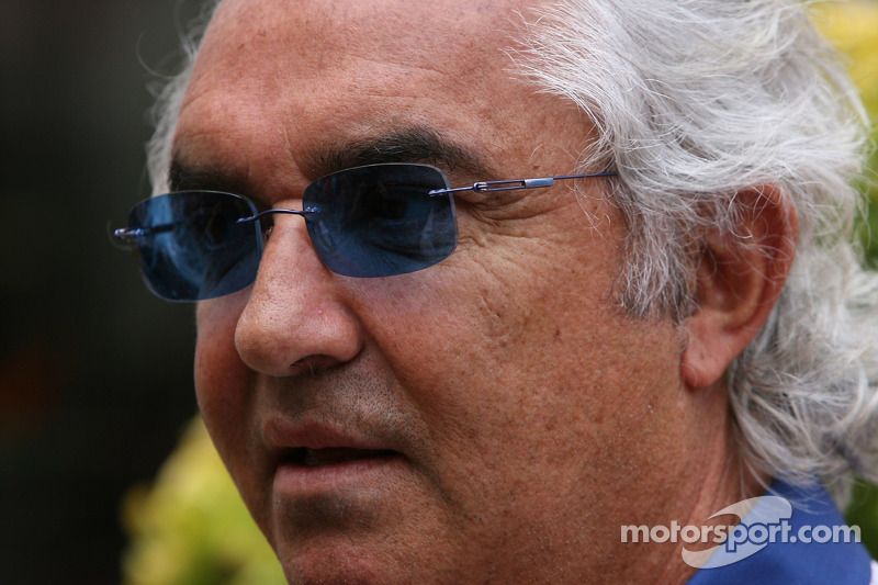 Rivals will struggle to catch Red Bull - Briatore