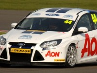New Ford Focus Global Touring Car Ready to Race 
