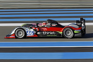 European Le Mans Zytek qualifying report