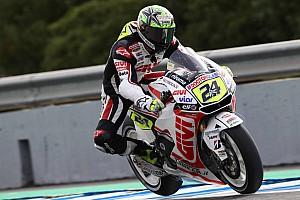 MotoGP LCR Honda Race Report