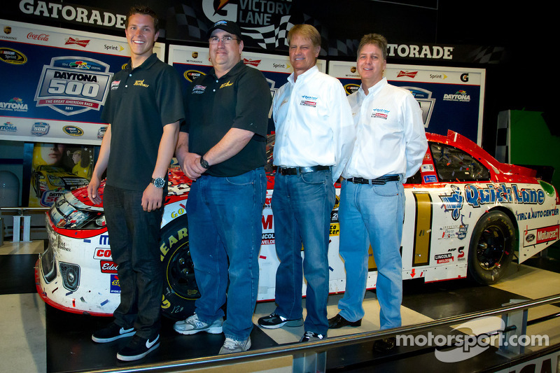 Wood Brothers - Thursday media visit