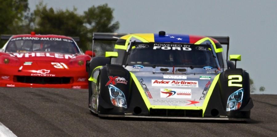 Starworks Motorsports race report