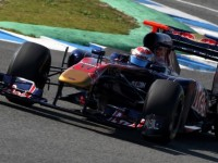 Happy Buemi pushes to keep Toro Rosso seat