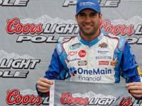 Sadler claims Nationwide Series pole at Talladega