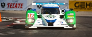 Smith earns Long Beach pole for Dyson Racing