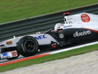 Sauber Qualifying Report