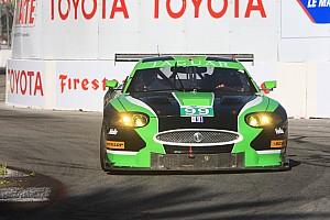 ALMS JaguarRSR race report