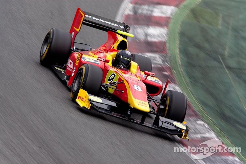 Racing Engineering Test Summary