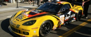 Corvette Racing Le Mans test preview