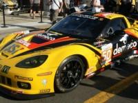 Corvette Racing Le Mans test preview