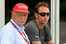 British film writer working on Lauda script
