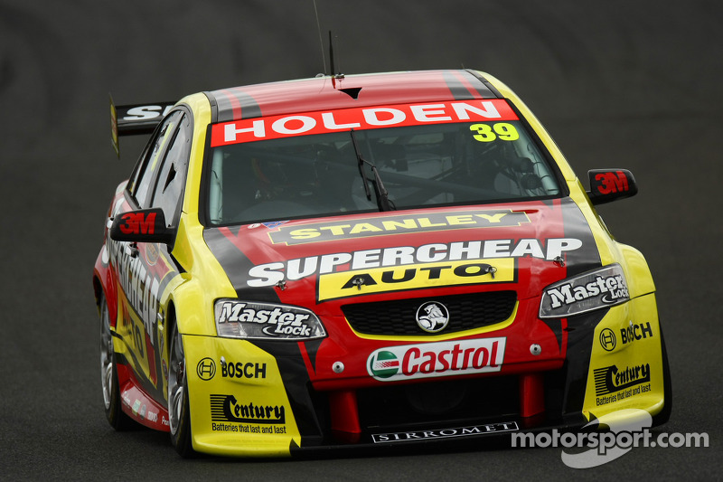 Supercheap Auto Racing Friday report