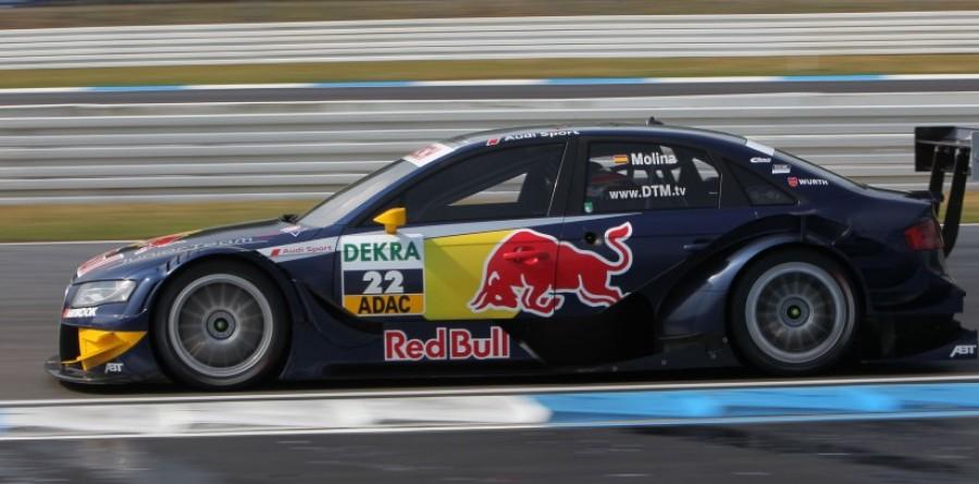 Audi Race Report