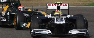 Formula 1 Williams Turkish GP Preview