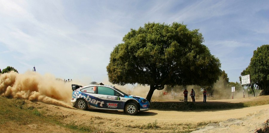 WRC Rally Italia Sardegna Pre-Event Press Conference