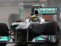 Turkish GP Mercedes GP Friday Practice Report