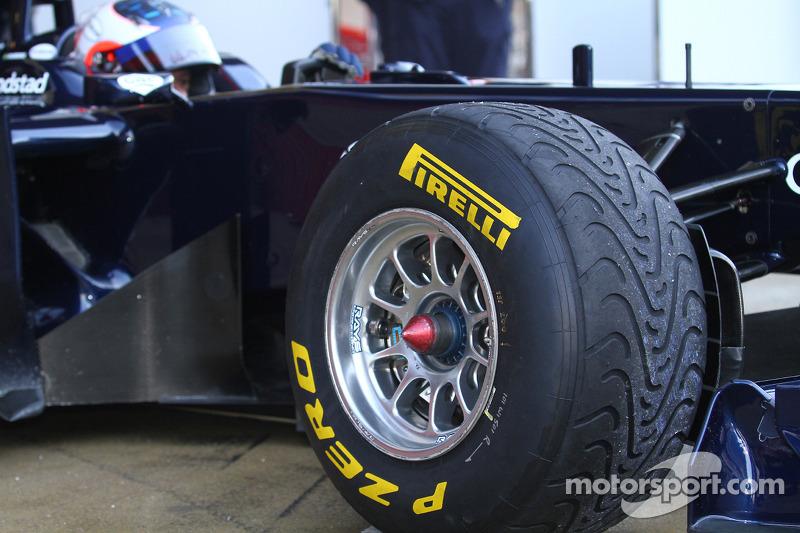 Pirelli Feature - Pirelli to meet team principals in Istanbul