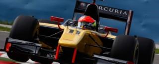 GP2 Grosjean Earns Lights To Flag Win At Istanbul