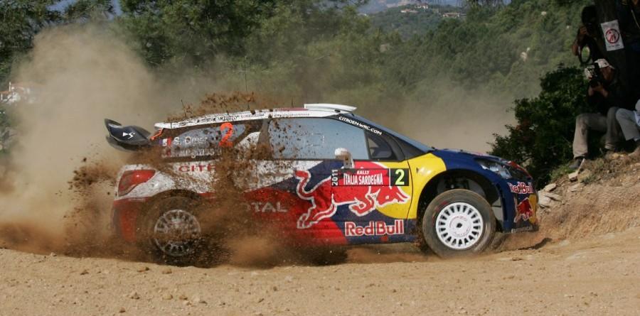 Citroen Rally Italia Sardegna Leg 2 Summary