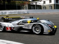 Audi Sport Spa Race Report