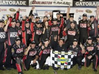 Regan Smith Darlington race report