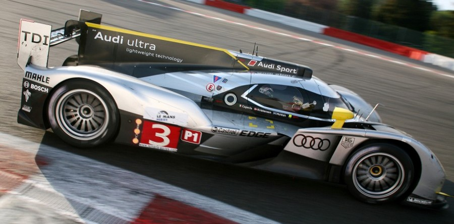 Audi Le Mans pre-event notes on efficient aerodynamics