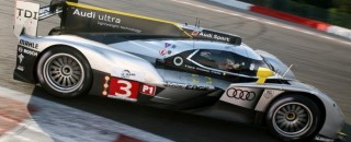 Le Mans Audi Le Mans pre-event notes on efficient aerodynamics