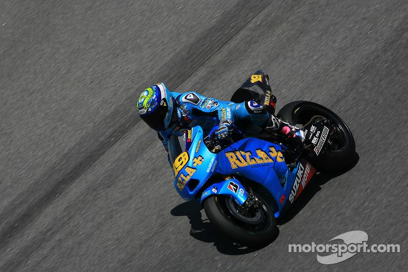 Suzuki French GP Qualifying Report
