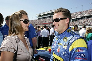 NASCAR Sprint Cup Allmendinger Dover post qualifying interview