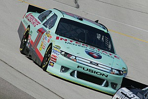 NASCAR Sprint Cup Andy Lally Dover race report
