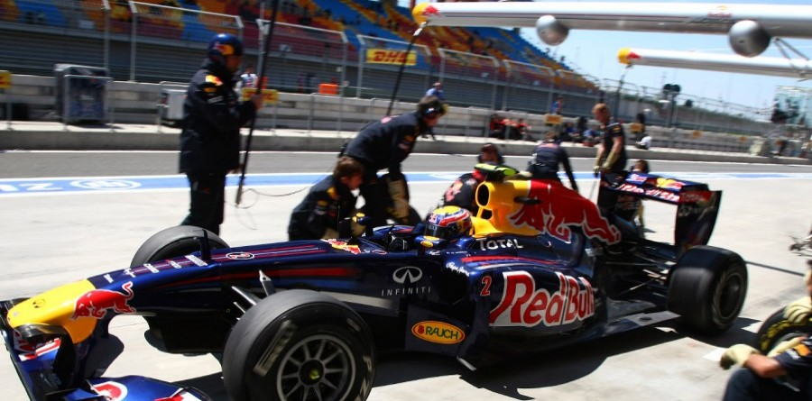 Newey Hopes Webber Stays At Red Bull