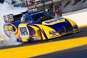 NHRA teams ready for Topeka