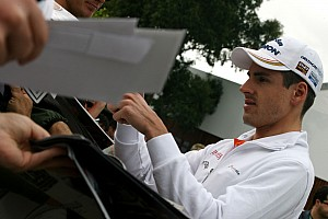 Sutil not losing his seat amid scandal - manager