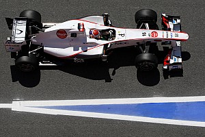 Sauber Spanish GP Qualifying Report