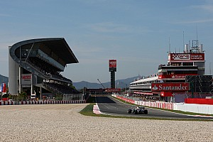 Formula 1 Williams Spanish GP Race Report